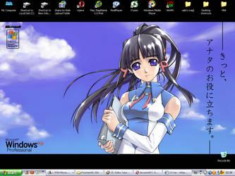 2Bad's desktop by DarkStorm2Bad