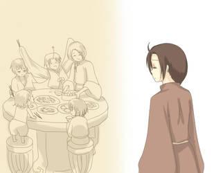 Ano Natsu no Eien by KayaSushi