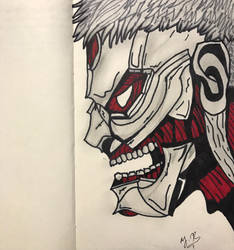 Armored Titan ~ by jack9814