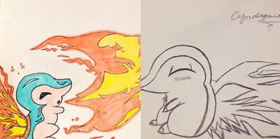 Cyndaquil by jack9814
