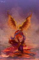 Phoenix by Web-brunetka