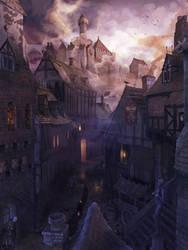 City of Grim and Dark by Undermound