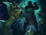 goblins by llaiii