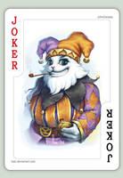Lineage2_Cat joker by llaiii