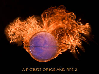 A Picture of Ice and Fire 2 by mondspeer