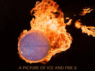 A Picture of Ice and Fire 5 by mondspeer