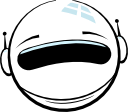 Robot Smiley (emotee) by mondspeer