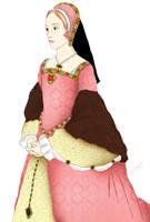 Princess Elizabeth by FaeLaVie