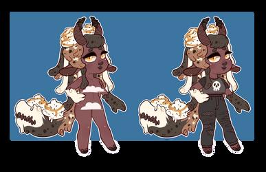 ICC Custom: Chocolate Trio by oreorc
