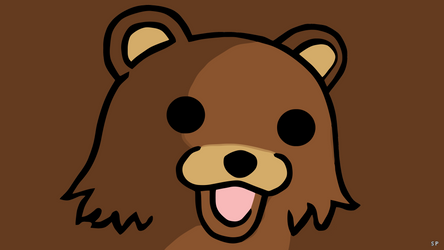 Pedobear HD Wallpaper by Spincervino