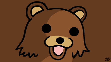 Pedobear HD Wallpaper (Improved) by Spincervino