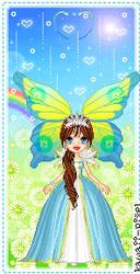 Andromea: Princess of Nature by Kawaii-Pixel