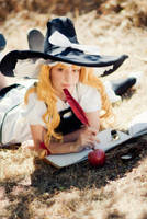 The Little Witch by HarukoHosokawa