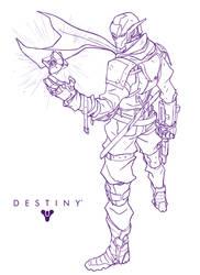Destiny by chriscopeland