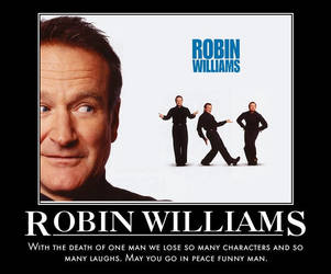 Robin Williams Motivational by jswv