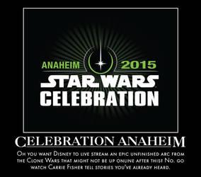 Star Wars Celebration Anaheim by jswv
