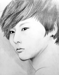 Min Hyun -Nu'est by Vixtronic