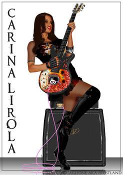 Rock'n'Roll Carina Lirola by MarcoGuaglione