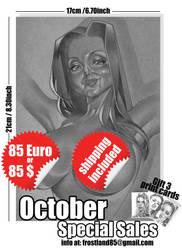 October Special Sales!!!! by MarcoGuaglione