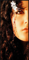 Half Face by donia