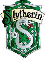 Slytherin by Vashtastic