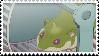 Ao No Exorcist - Hamaimon stamp by Ekumimi