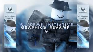 Supreme Initiative Graphics Revamp by Jaaziar