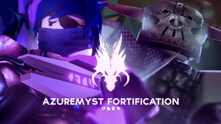 MESMER: Azuremyst Fortification by Jaaziar