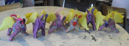 Pegasus Parade by carouselfan
