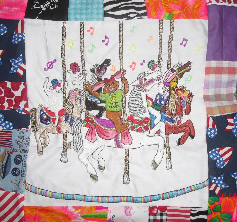 Louella's Carousel by carouselfan