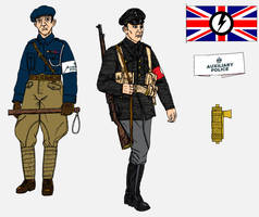 1938: A Very British Civil War. More Fascists by linseed