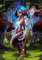 Phira, Balance Keeper by Upnova