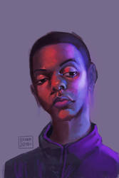 Portrait practice by Upnova