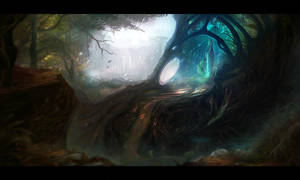 Of the Forest by AlynSpiller