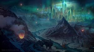 Northern Kingdom by AlynSpiller