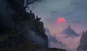 Nomad by AlynSpiller