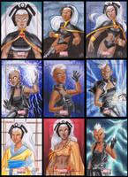 Marvel Bronze Age 1 by Jadiekins