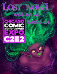 C2E2! by Jadiekins
