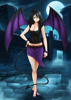 Katie - Monster Class: Succubus by AG-Publishing