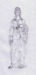 Zenobia by eclecticmonologuist