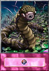 Parasite Worm [Anime] by AlanMac95