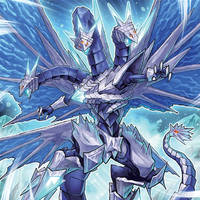 Trishula,the Dragon of Icy Imprisonment [Art v2] by AlanMac95