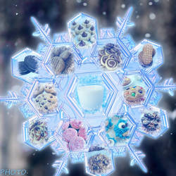 Magic Snowflake Demo by Dinner101