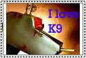 K9 stamp by Kida54