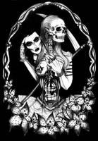 The Reaper by LilithVampiriozah