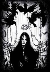 crowbringer by LilithVampiriozah