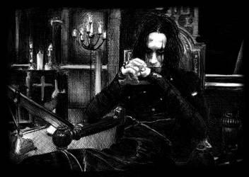 The Crow by LilithVampiriozah