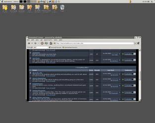 Kores Desktop by korehead