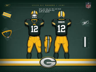 Green Bay Packers Concept by daveship on DeviantArt 9a29e988d