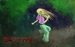 Izquierda - Cover Color - Wallpaper by Yuki-Tsuki-Hana